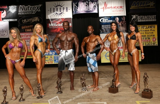 All of the Overall Winners